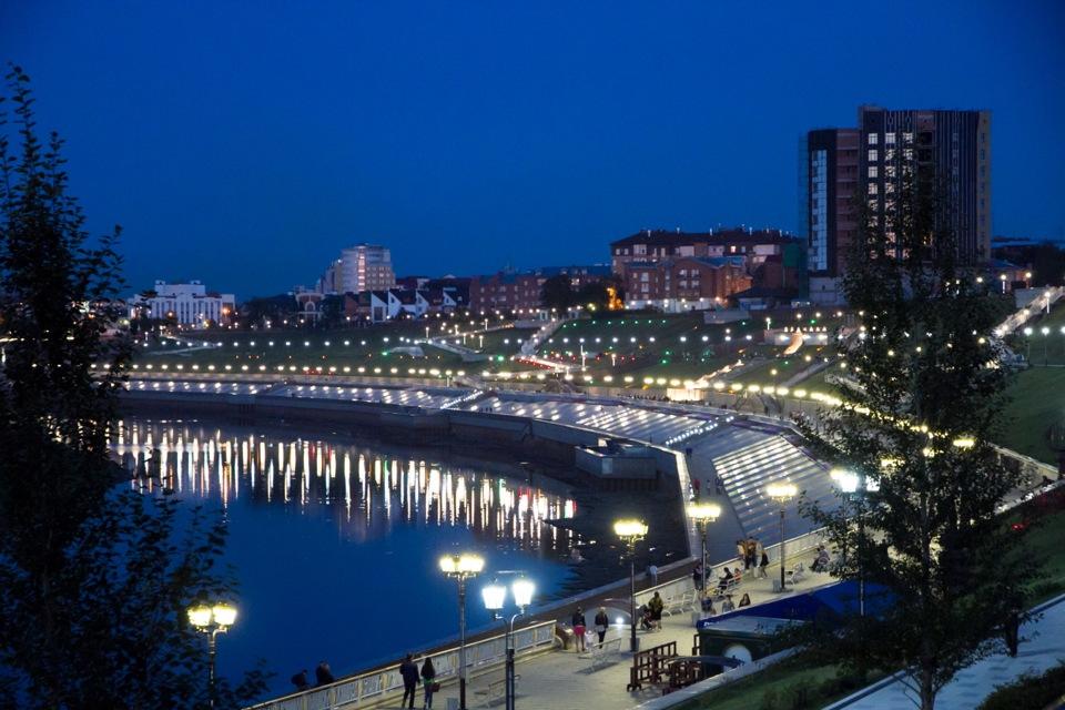 фото города тюмень