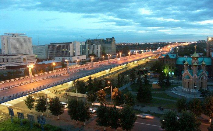 омск город картинки