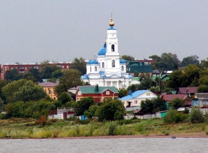 фото города чистополь