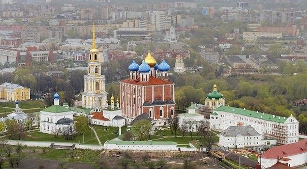 Яндекс карты рязань